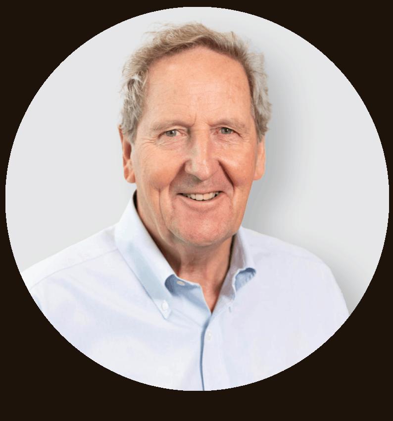Keith McCullagh PhD 1