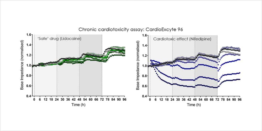 Figure 3 Chronic Cardiotoxicity Assay CardioExcyte96