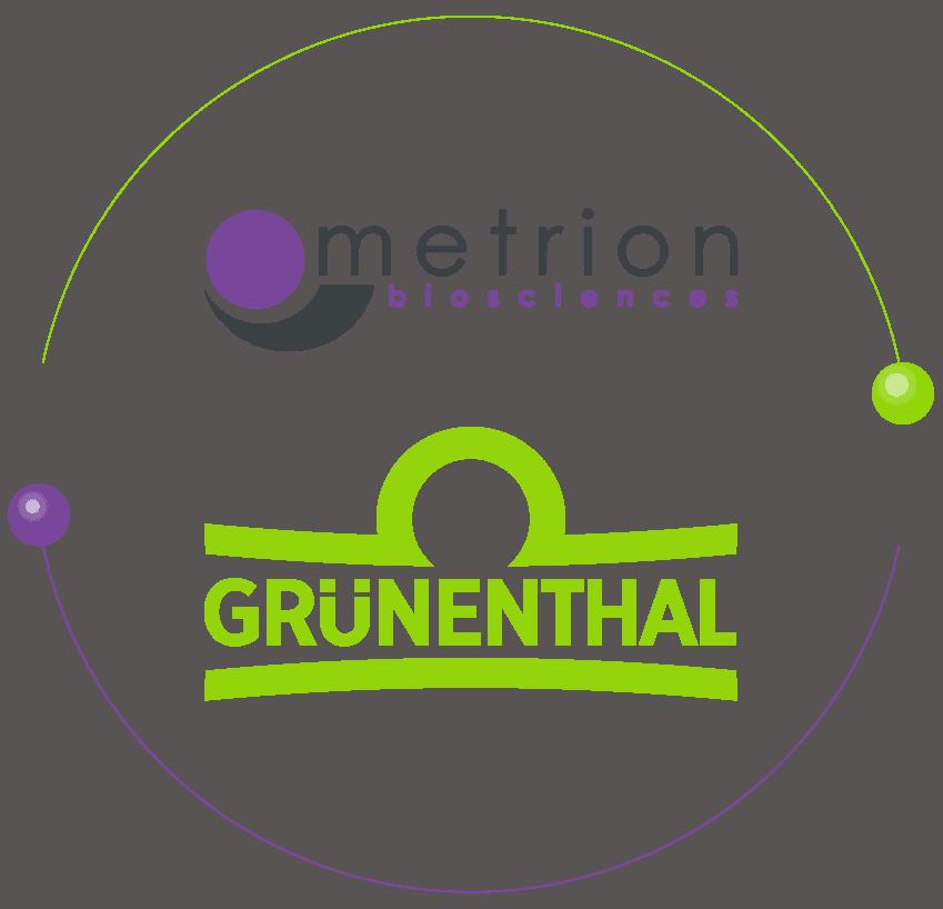 Metrion Biosciences and Grunenthal 01