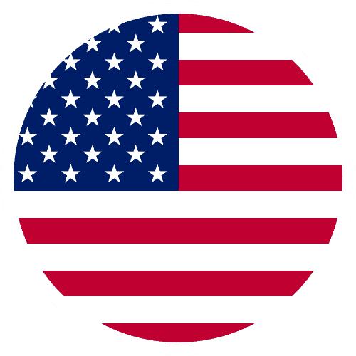 Metrion Flag icon USA 01