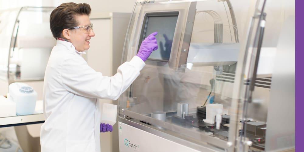 Metrion Biosciences state of the art laboratory facilities