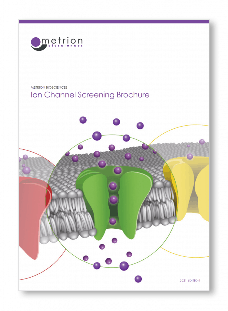 Metrion Biosciences Ion Channel Screening