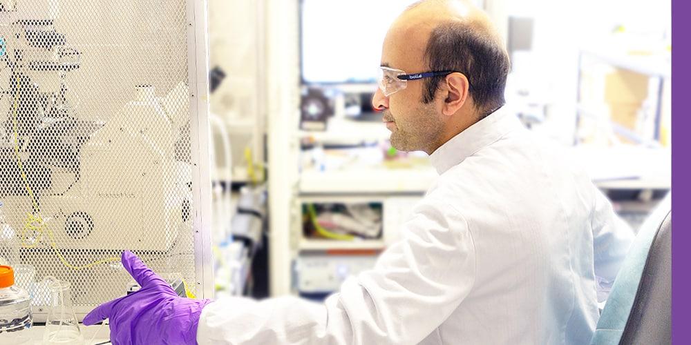 Metrion Biosciences state of the art laboratory facilities MPC